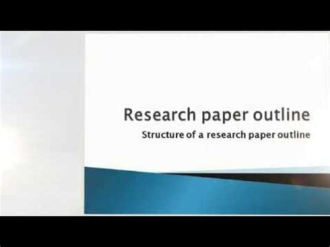 Research paper on nanorobots